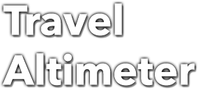Travel Altimeter